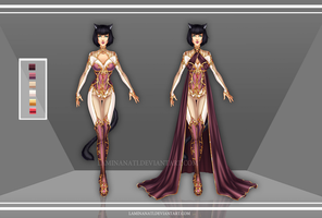 Adoptable Outfit Auction 60(closed) by LaminaNati