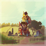 The Burrow by scribblerian