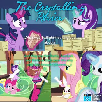 The Crystalling Review by Eeveewhite97 by Eeveewhite97