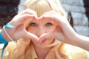 Sheryl Nome : I heart you by princess-soffel