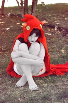 WH4T 4M 1 DO1NG? - Homestuck by Kyryna
