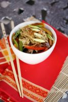 Rice Noodles 6 by laurenjacob