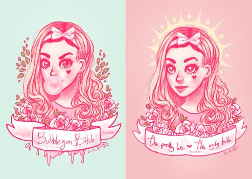 Marina and the Diamonds by Anolee
