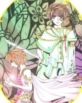 Her Knight by Sakura-Syaoran-Club