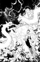 Invincible 81 cover by RyanOttley