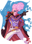 Space Pirate Captain Lars by Njns