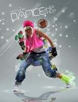 dance hip hop expression by temycroco