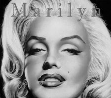 Marilyn by Timeless-Faces