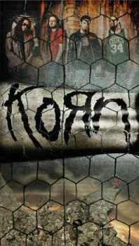 Korn Zune HD Background by ValleRogers