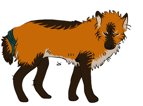 Fox Adoptable #4 [SOLD] by TheStoneOfDoom