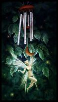 The Wind Chimes by cosmosue