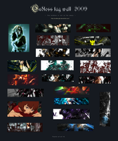 Endless tag wall by Endless-Gfx