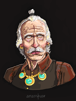 *Old man design* by ConceptFuck