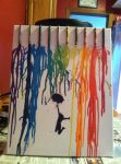 Melted Crayon Art 2! by wolfgirl-1999