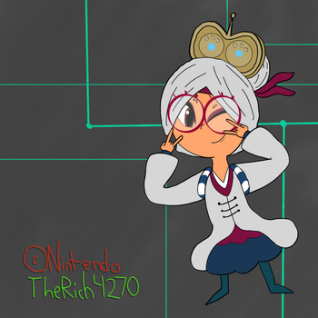 Ms. Purah, Shieka Lab Director Reborn by Rich4270
