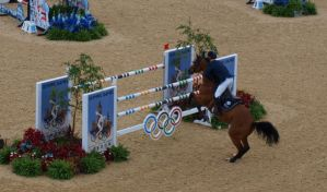 Olympics show-jumping 23 by TheManateePhotos