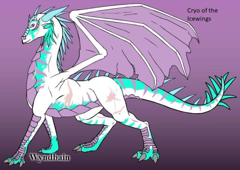 Cryo of the Icewings by trainman666