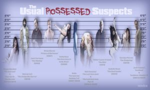 The Usual POSSESSED Suspects by maxevry