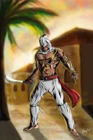 Assassin's Creed - Brazil by NeoLee88
