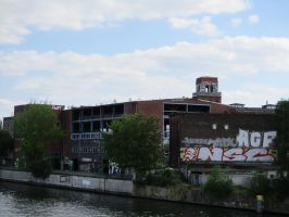 Factory Ruin-1 by tom091178