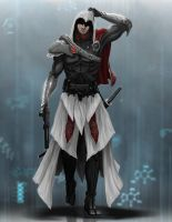 Assassin's Creed-Carte Blanche by thomaswievegg
