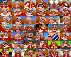 Eggman Tile Wallpaper by kittygurl521
