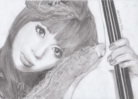 Kanon Wakeshima 2 by Protests