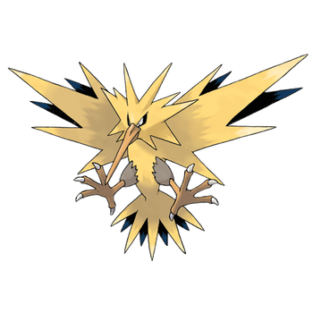145Zapdos by dttb6296