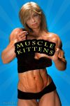 Muscle-kittens-web-small by rainbowscriber