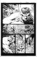 Hulk:The End page 24 by JoeWeems5
