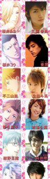 Tokimemo3 Live cast by Akari-Sweetness