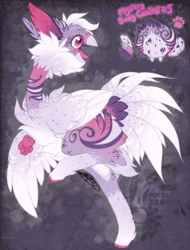 I AM PRETTIEST BIRB (official!) by MATicDesignS