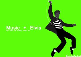 Elvis lives on by uncontrolledreality