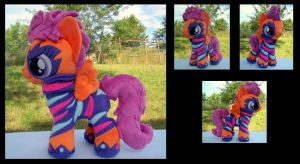 Show Stopper Scootaloo by fireflytwinkletoes
