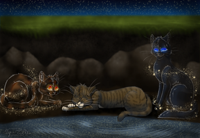 Leafpool - At Peace With StarClan by Lyss504813