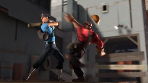 SFM Poster: Way to go HardHat by PatrickJr