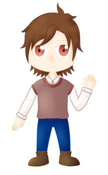 Ed Chibi by Stormie38