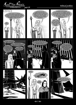 Meet the Nazgul .19 page 3 by The-Black-Panther
