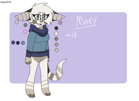 Mary by Haley0724