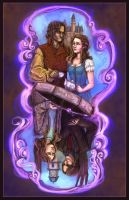 OUAT Print - RumBelle by oneoftwo