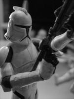 clone trooper 4 by shithlord