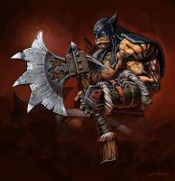 Rexxar by ncrow