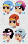 Ody's headwear part.1 by theCHAMBA