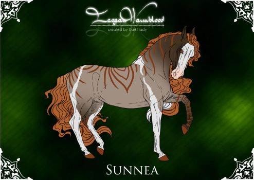 Imperial Stud - Group Horse: Sunnea by SweetLittleVampire