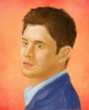 A Study in Dean Winchester by Minteey