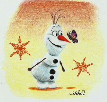 Olaf favourites by WDisneyRP-Anna on DeviantArt