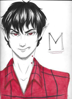 Marshall Lee by AlexisM96