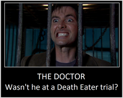 The Doctor Death Eater by Biggerontheinside10