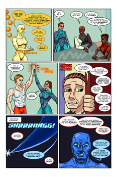 The Ripper Effect: Issue No. 2, Page 9 by EvilFishmonger