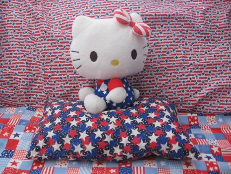 Hello Kitty for President by Gamekirby
